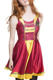Gryffindor Quidditch Cosplay Skater - MADE TO ORDER