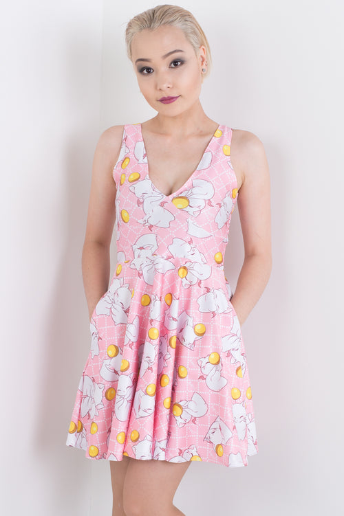 Oodles Of Moogles Pocket Happy Hour Dress