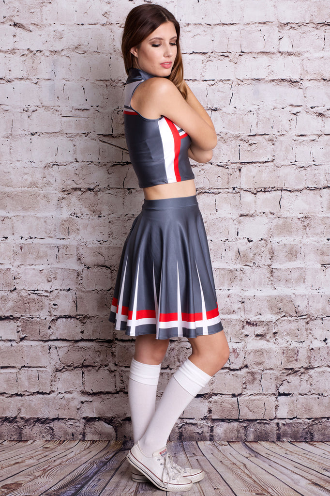 Pluto Cosplay Cheerleader Uniform