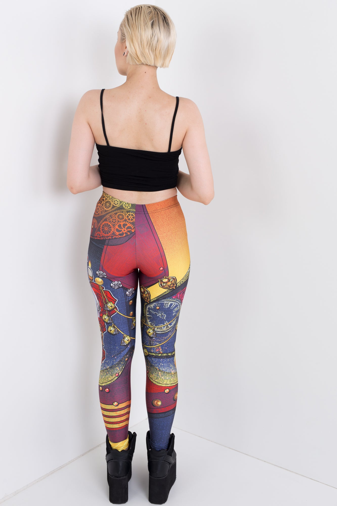 Punk Belle Leggings