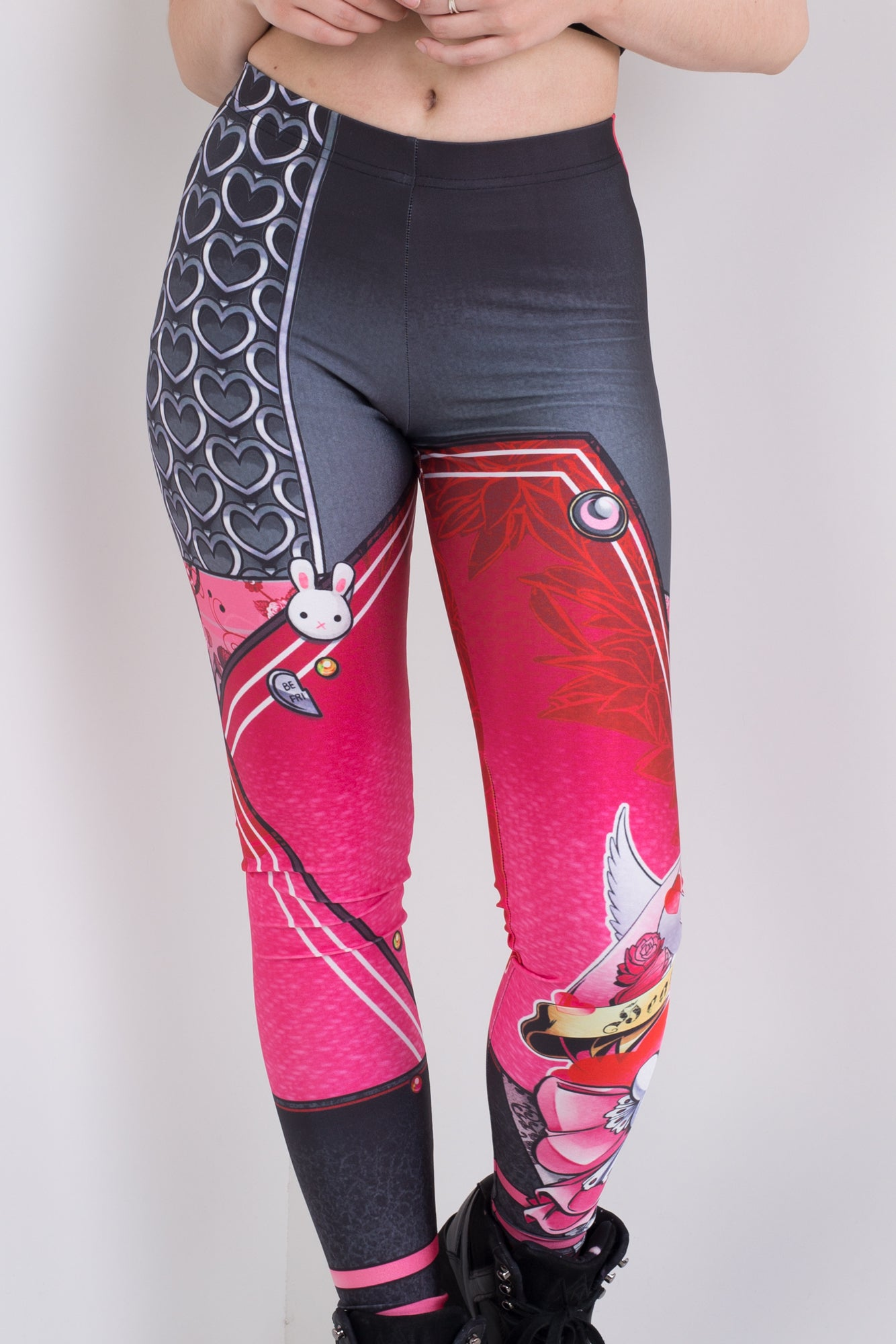 Punk Chibi Moon Leggings