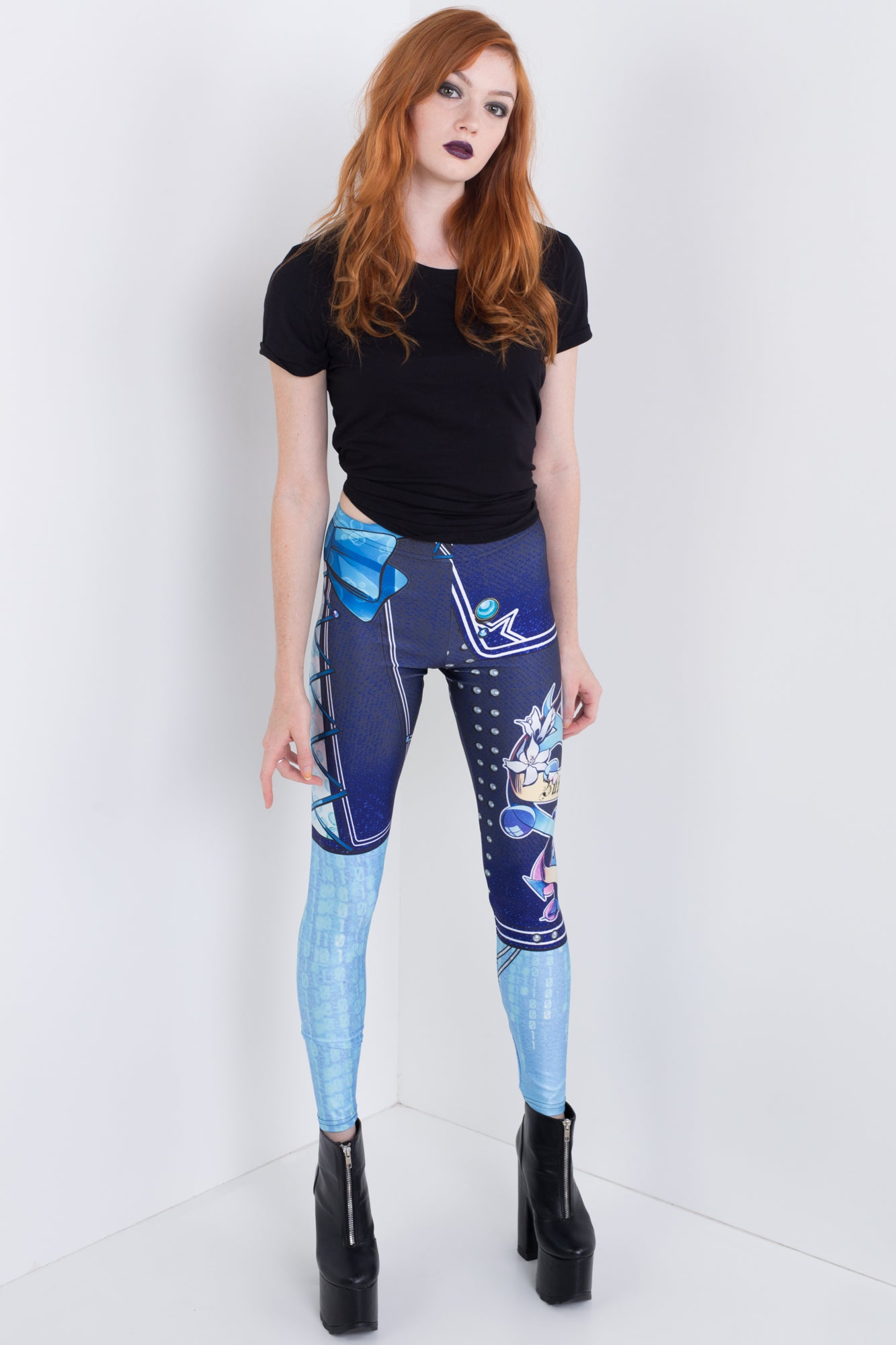 Punk Mercury Leggings
