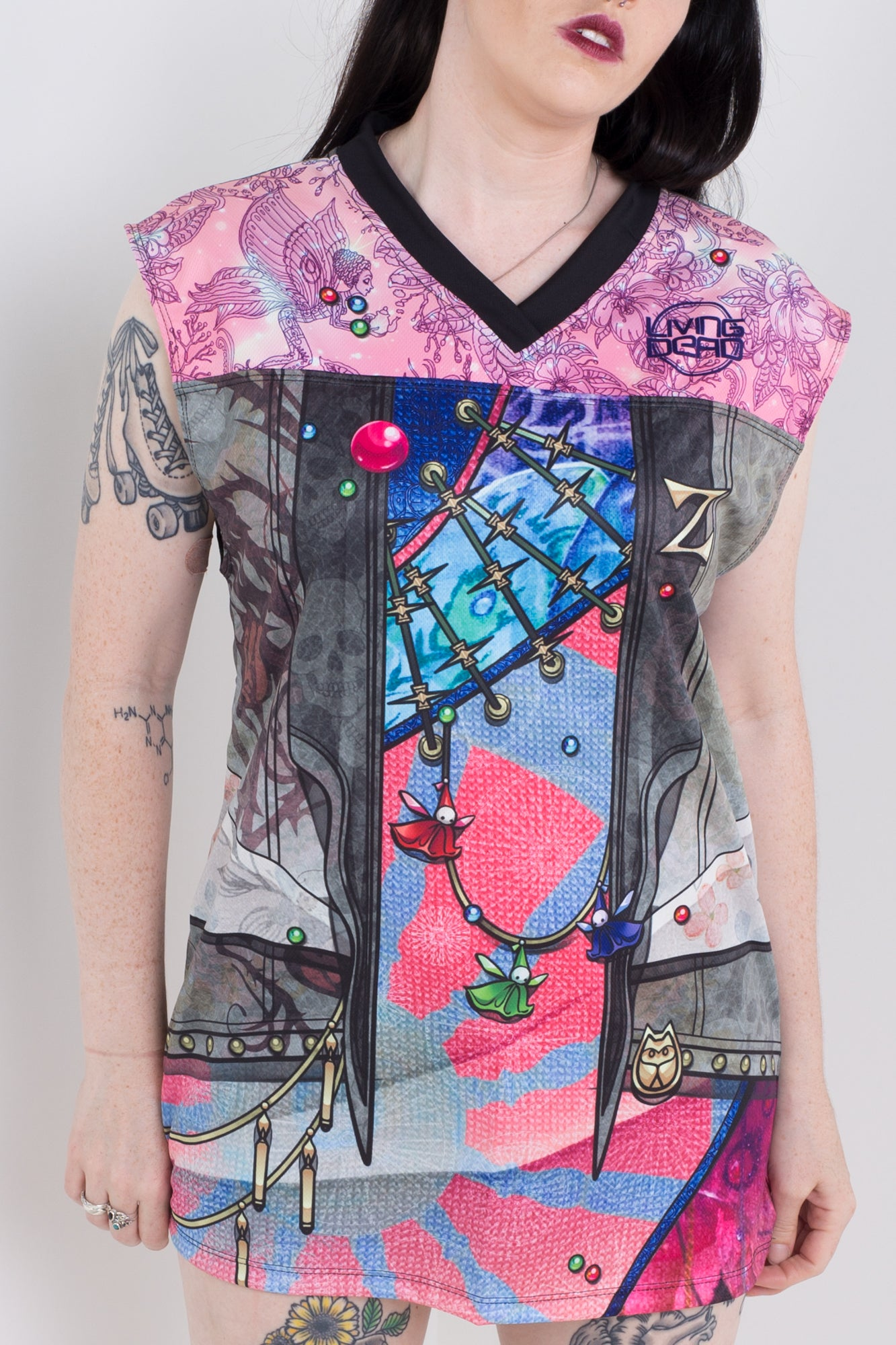 Punk Princess Aurora Sleeveless Hail Mary