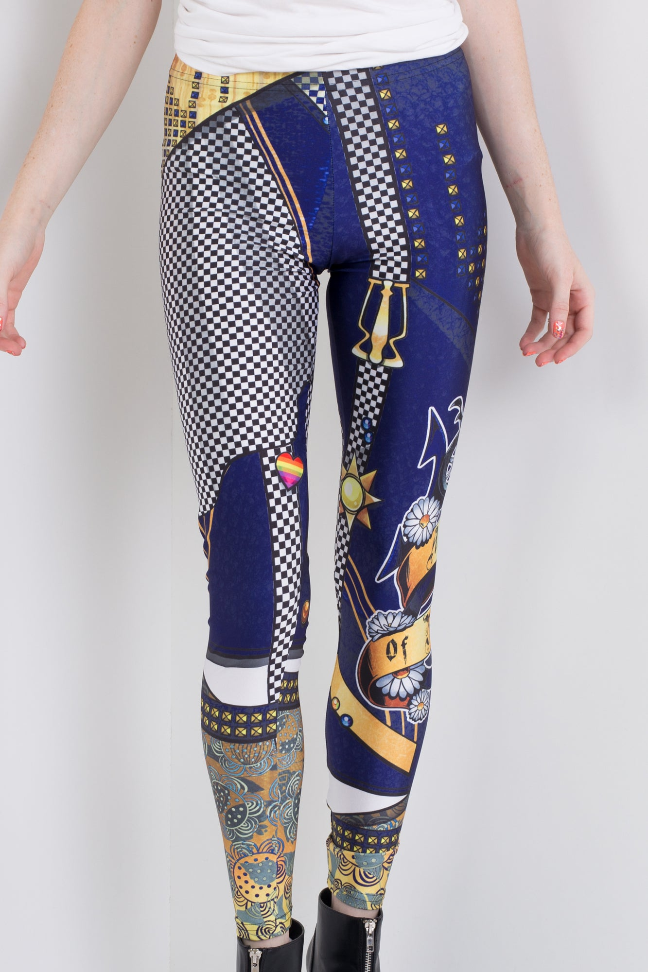 Punk Uranus Leggings
