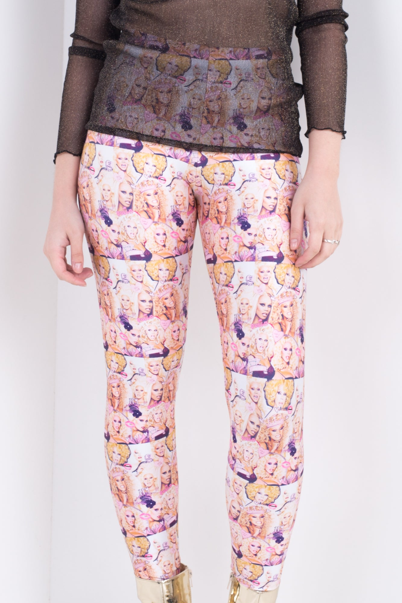 RuPaul Love Leggings