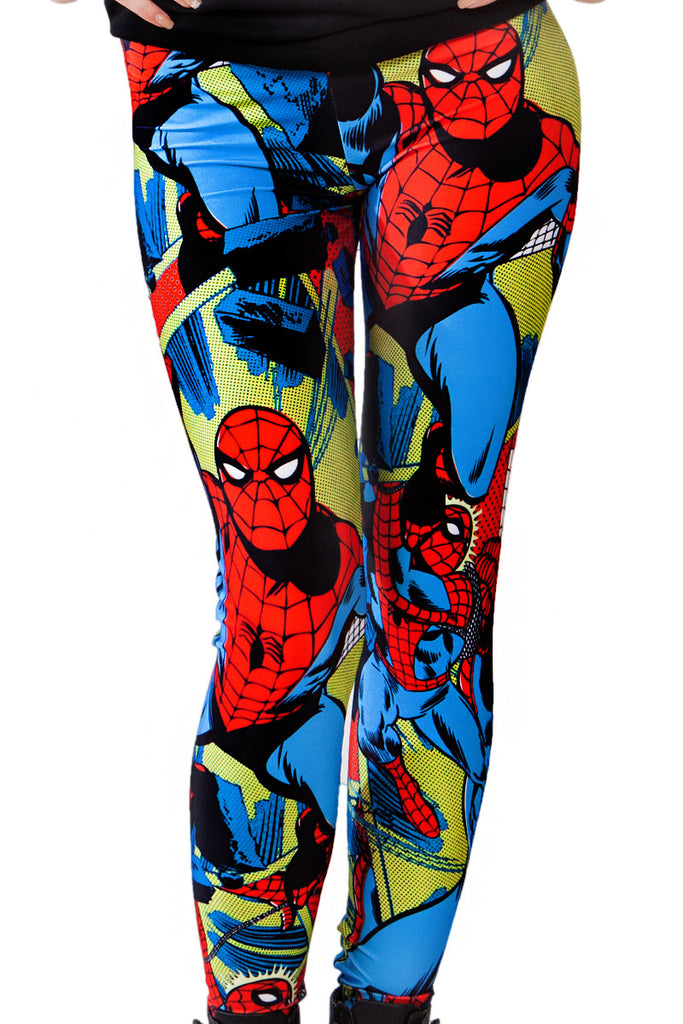 The Amazing Spider-Man Leggings