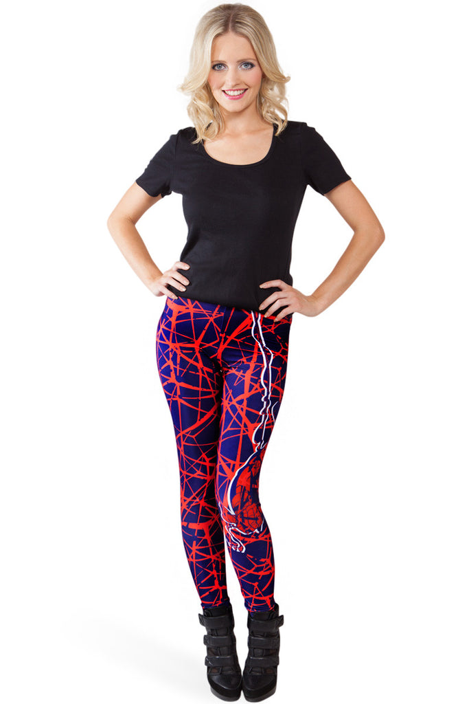 Secret Identity Leggings