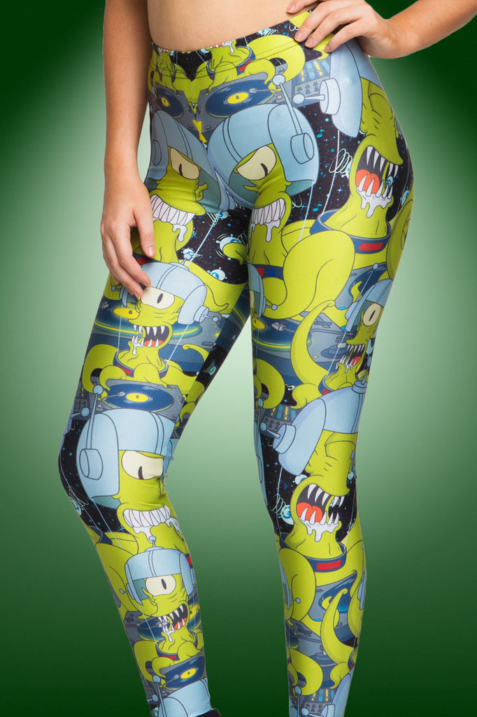 Kang and Kodos Leggings - LIMITED