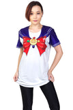 Sailor Moon Crystal School Tee