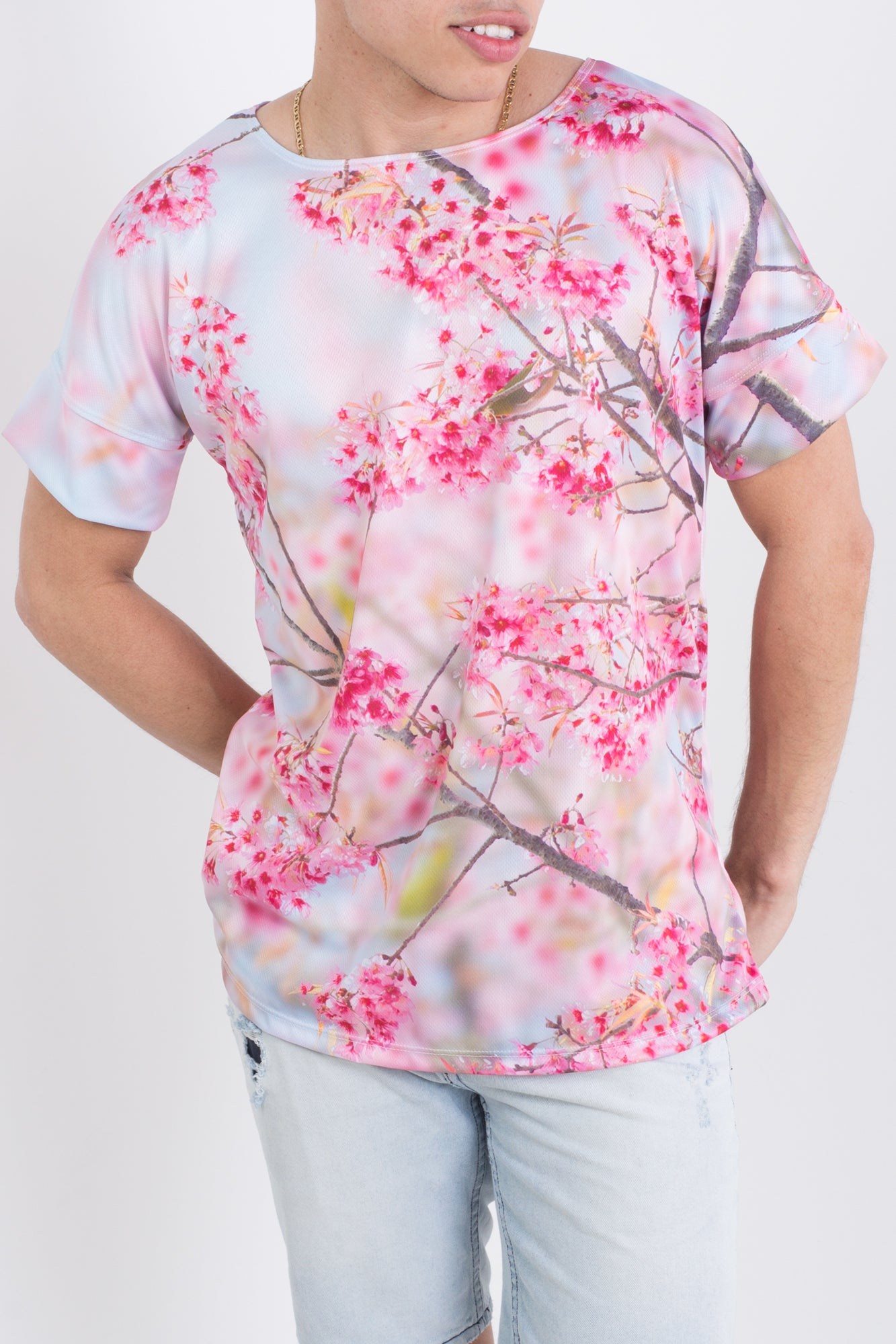 Sakura Dreams Triple Threat Tee