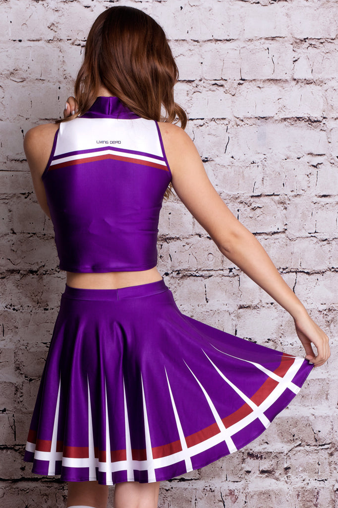 Saturn Cosplay Cheerleader Uniform