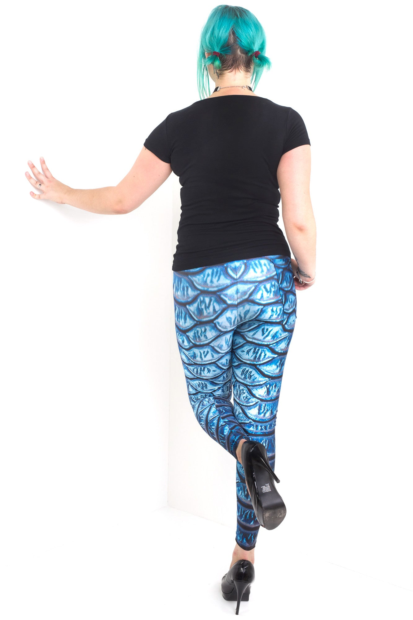Serpentine Pocket Leggings