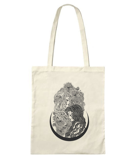Sisters Of The Moon Tote Bag -LIMITED