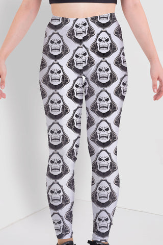 Retro Rollers Leggings