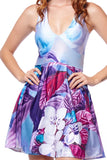 Smell The Flowers Happy Hour Dress - Skater