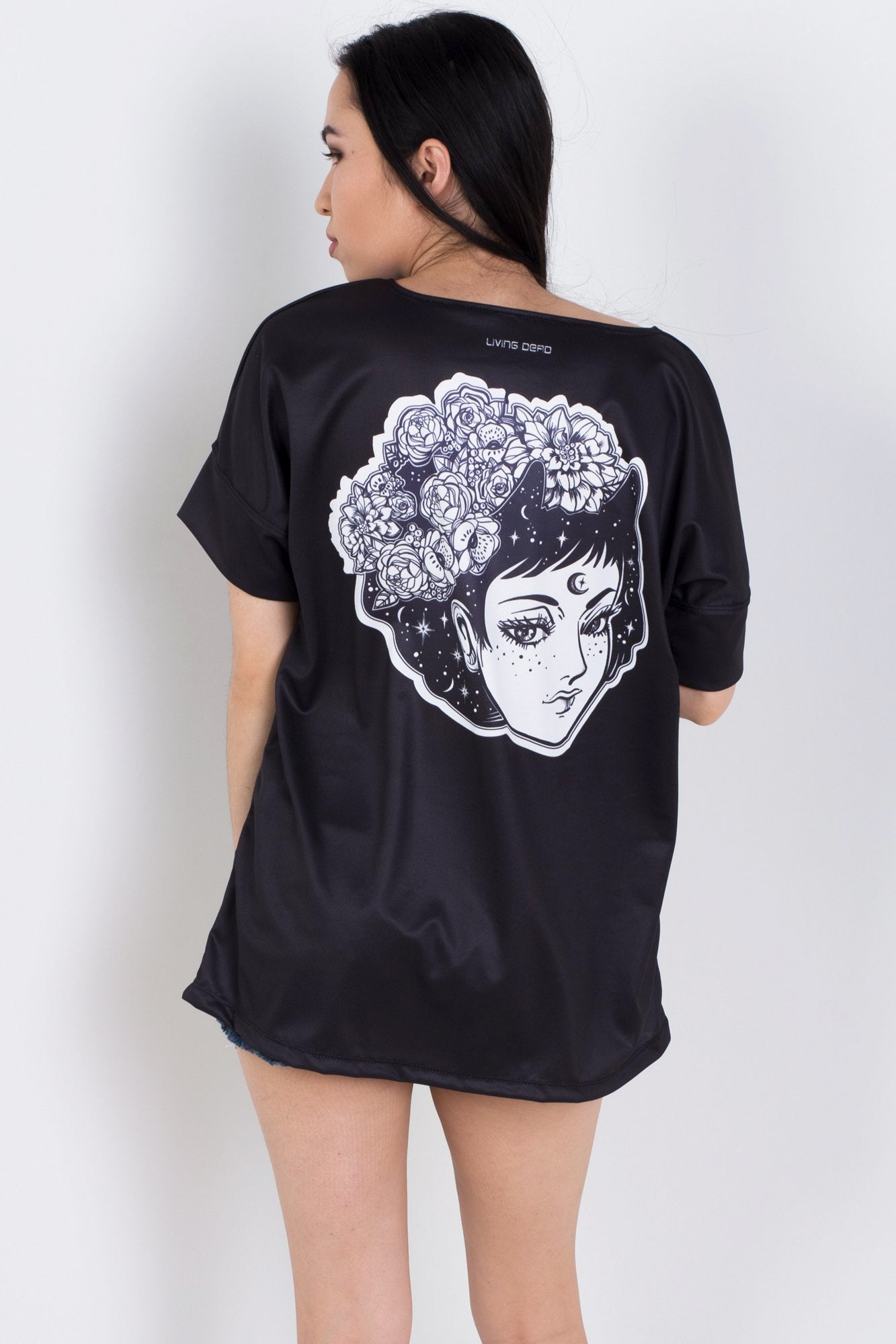 Space Princess Triple Threat Tee