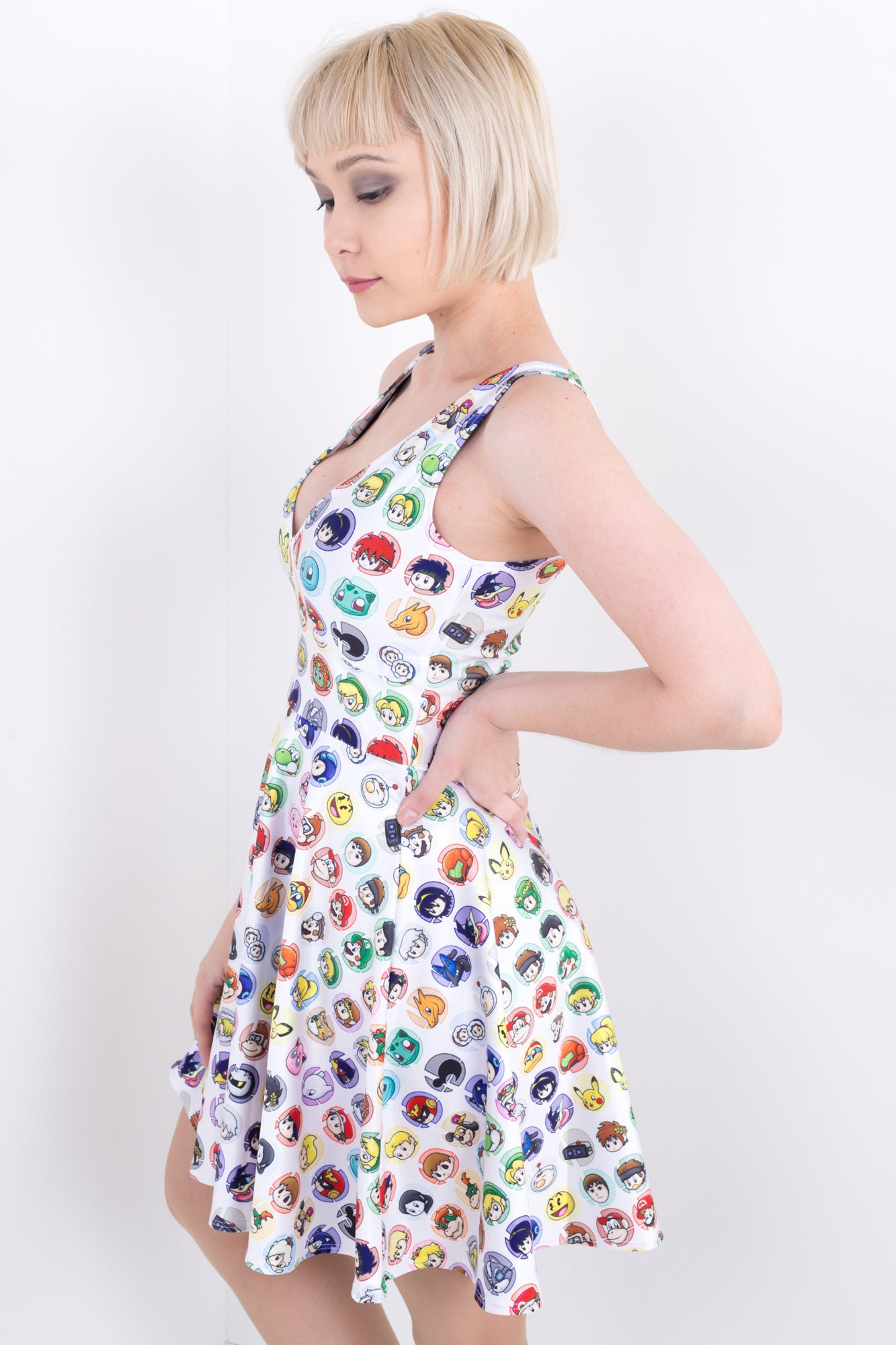 Super Smash Bros Happy Hour Dress