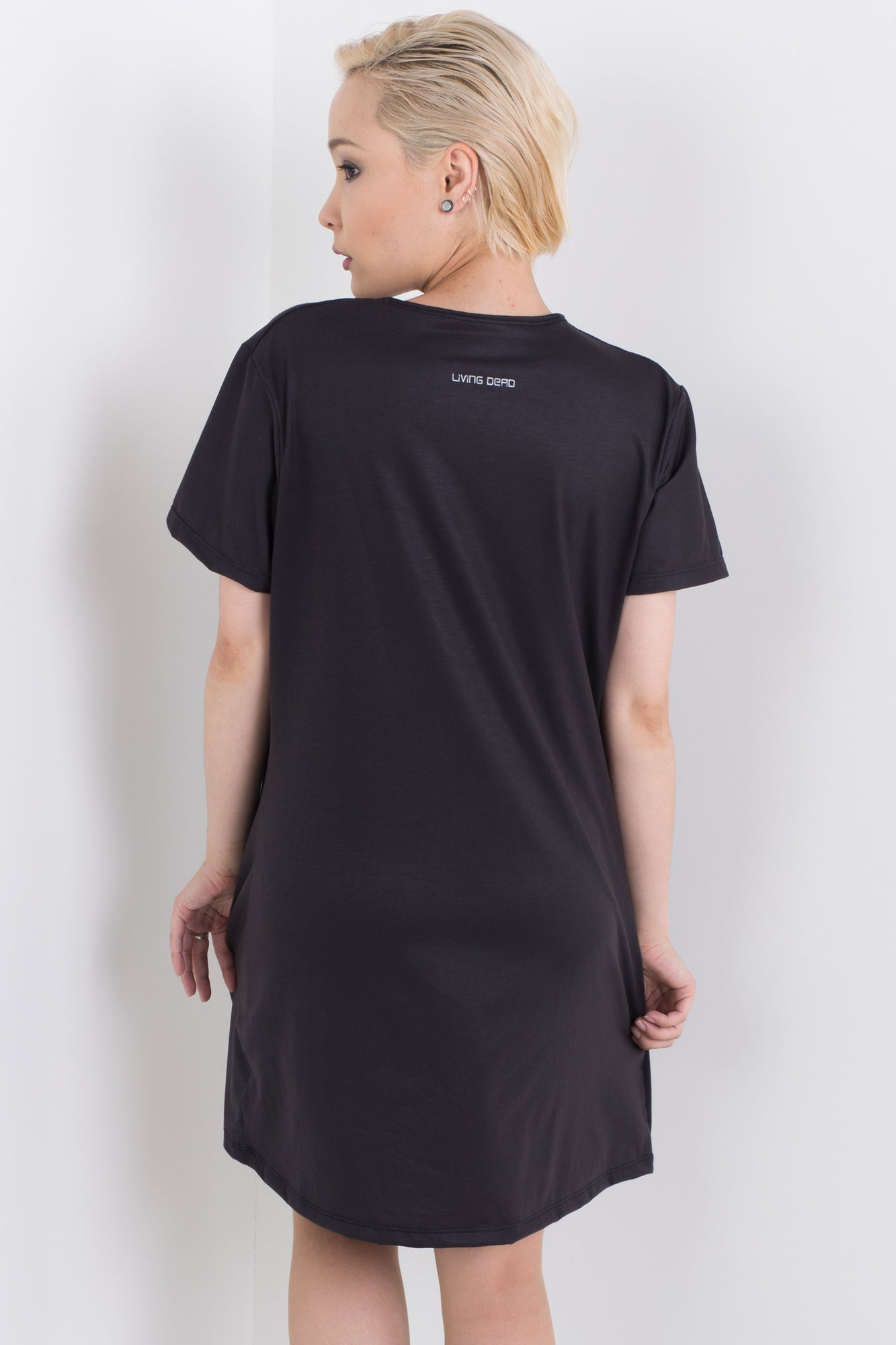 Tarot Card Fool Tee Dress