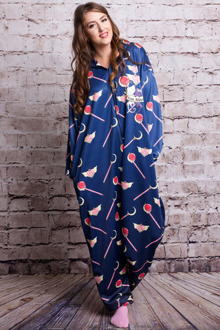 Cat Nap PJ Pants