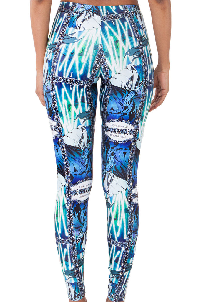 Ten of Swords Leggings