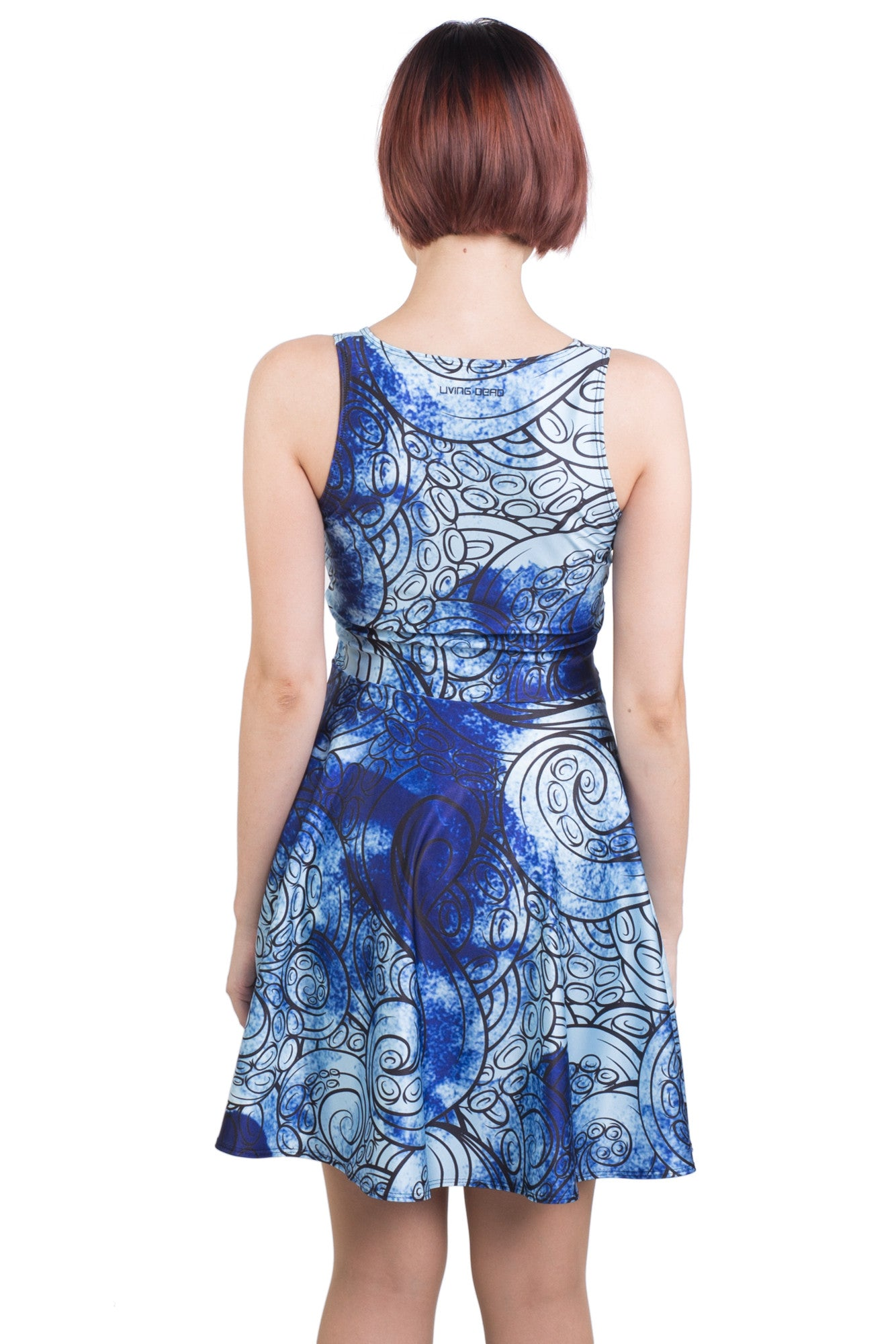 Tentacle Pit Pocket Happy Hour Dress