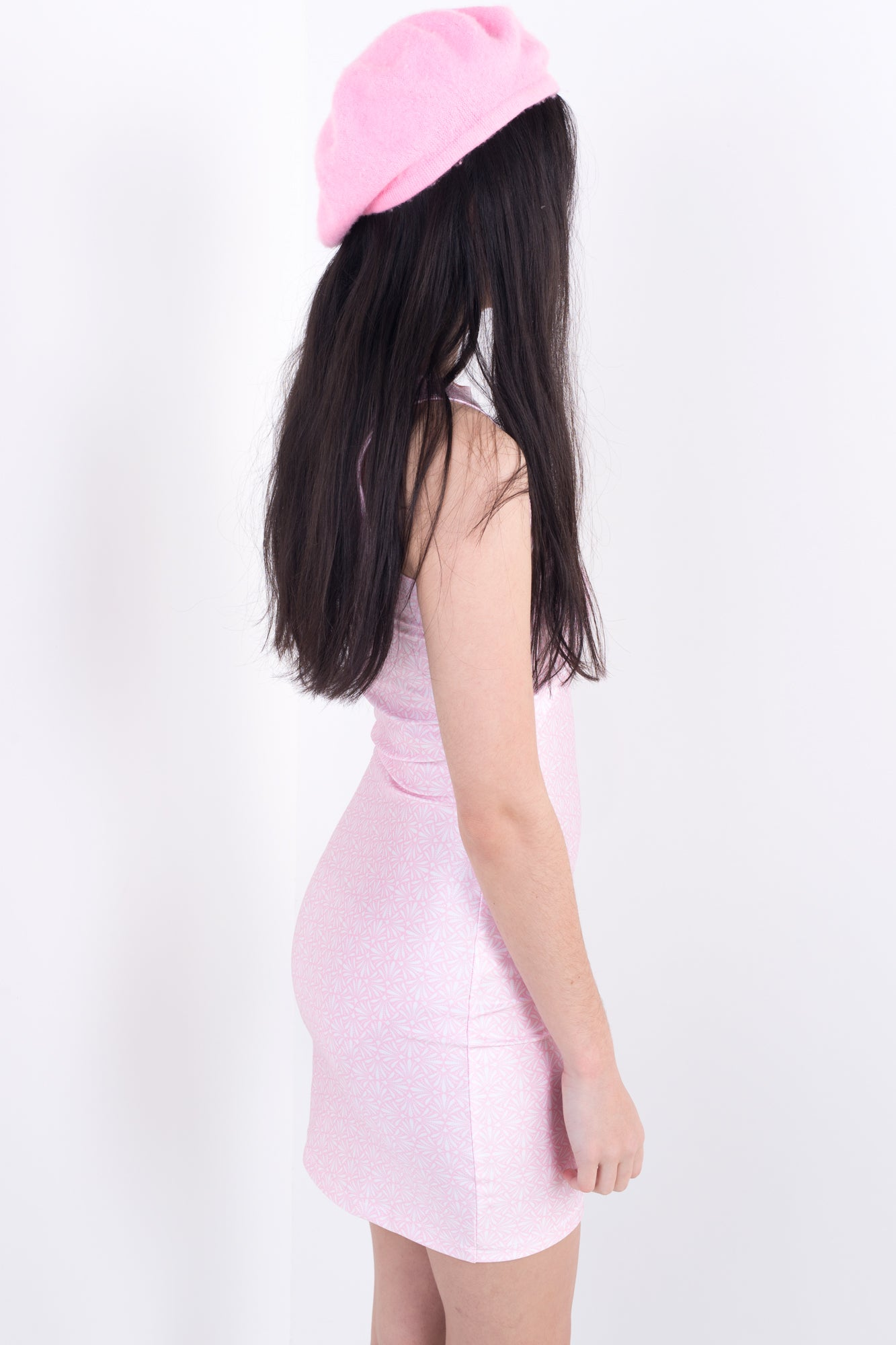 Think Pink Bodycon Dress