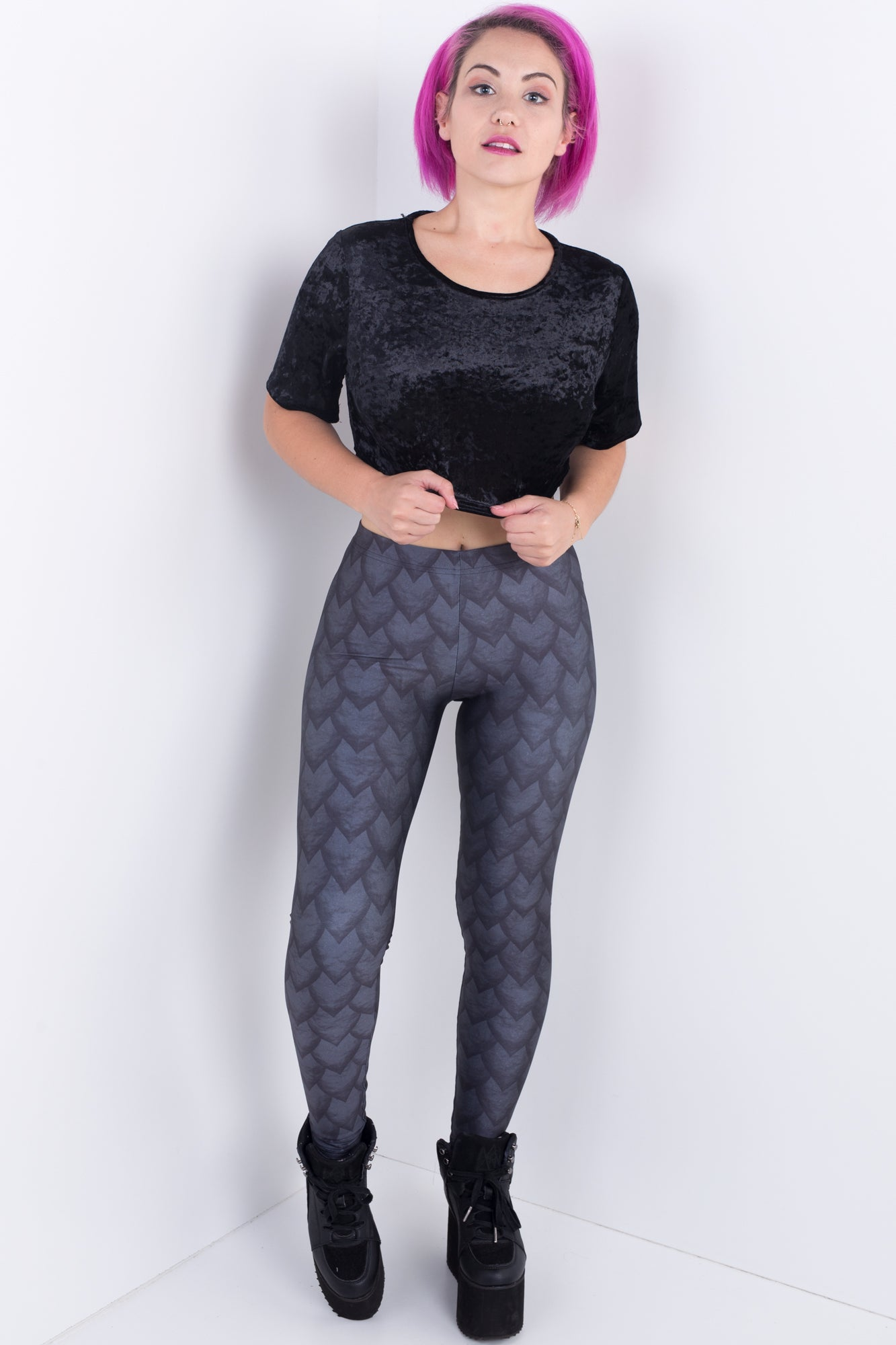 Toothless Scales Leggings