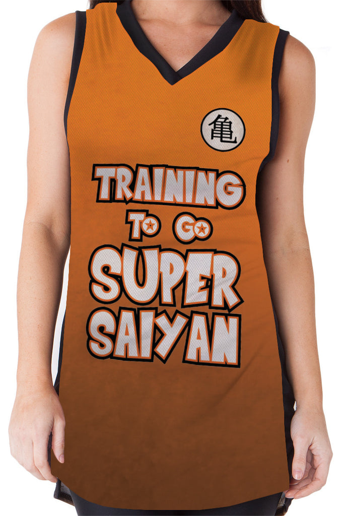 Training to go Super Saiyan Rainmaker - LIMITED - Made To Order
