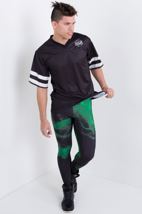 Villainous Green Leggings