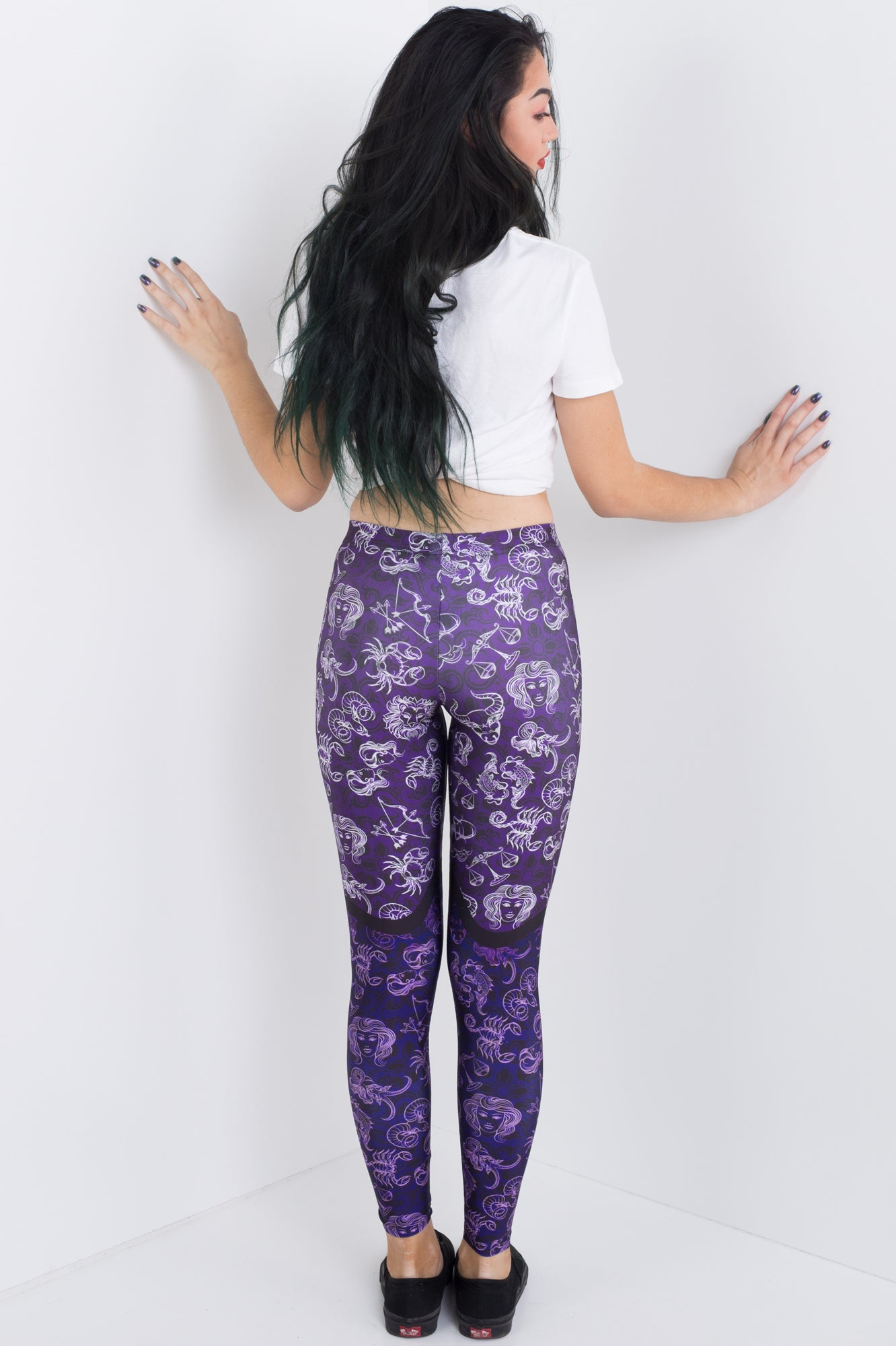 Western Zodiac Icon Leggings
