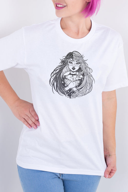 Surreal Girl Tee