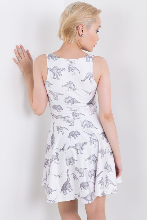 World Of Dinosaurs Happy Hour Dress