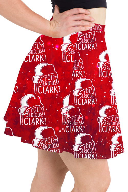 You Serious Clark Skater Skirt