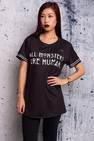 All Monsters Are Human Hail Mary