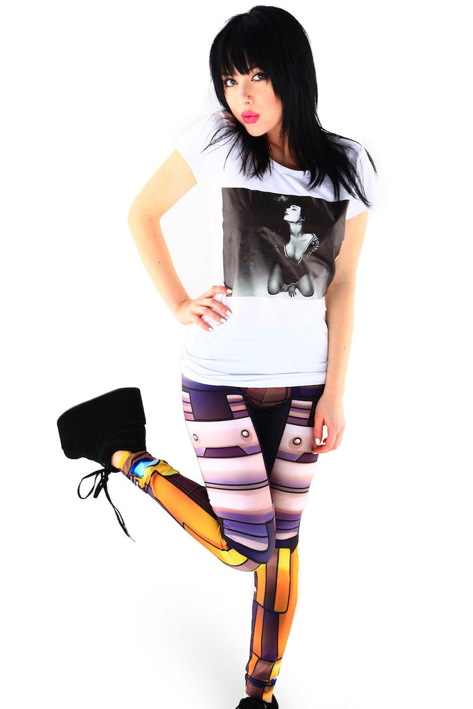 Robots Leggings - LIMITED