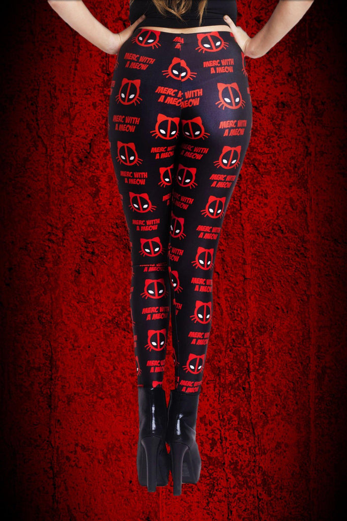 Catpool Leggings