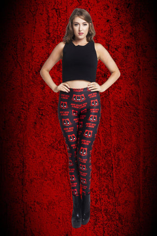 Drawing Room Mystery Leggings