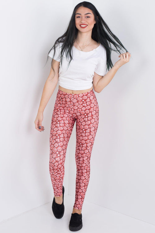 Chinese Zodiac Star Leggings