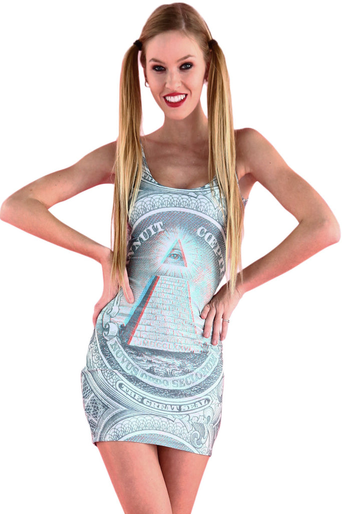 Illuminati Bodycon