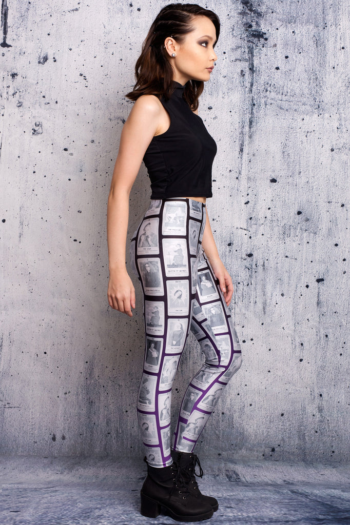 Madness Ends Leggings