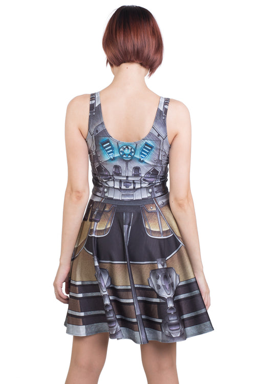 Marcus Cosplay Skater Dress