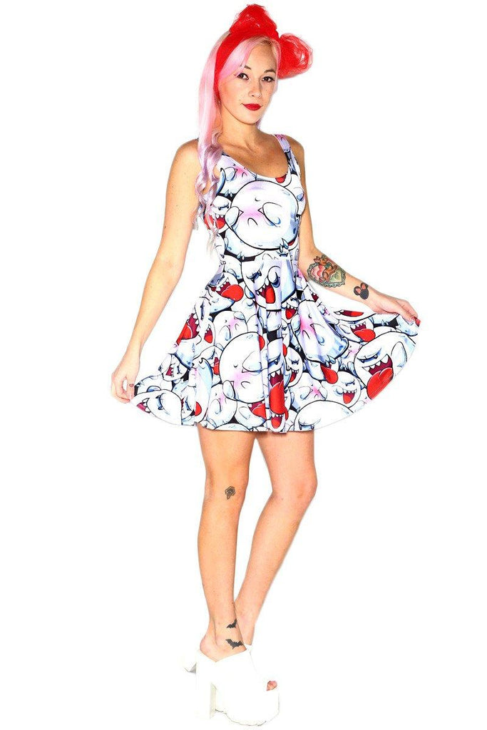 Boo Brigade Cosplay Skater Dress