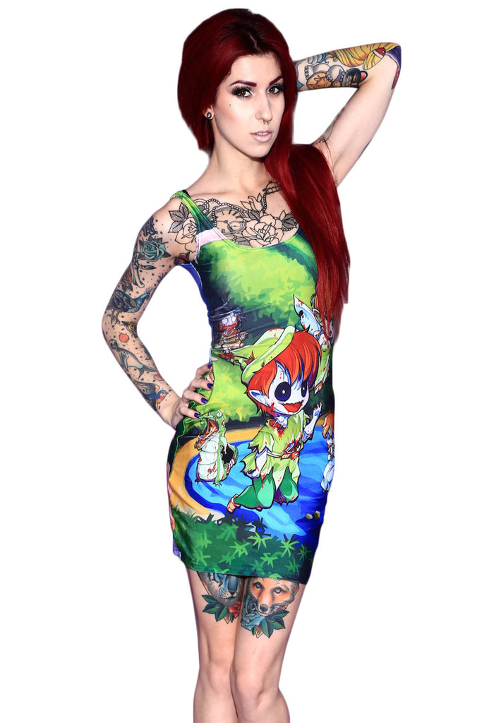 Never-Ending Childhood Bodycon - LIMITED