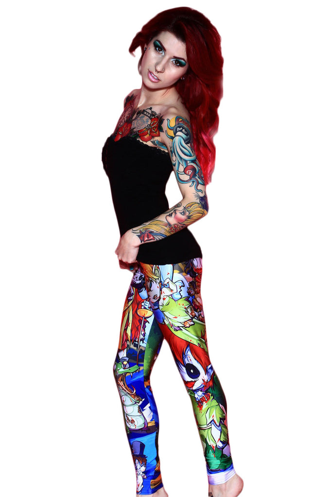 Never-Ending Childhood Leggings - LIMITED