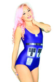 Police Box Swim - LIMITED