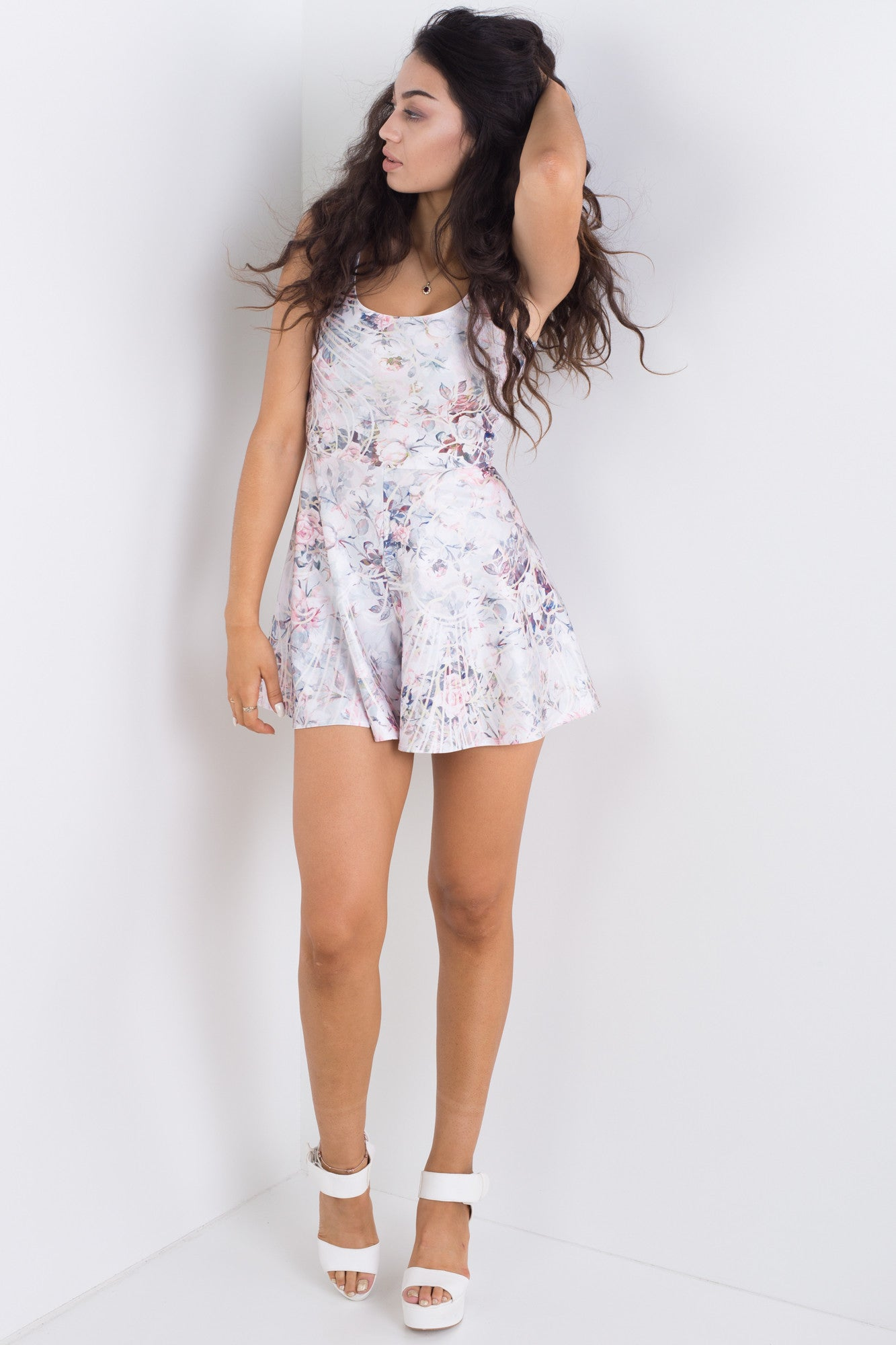 Rococo Playsuit