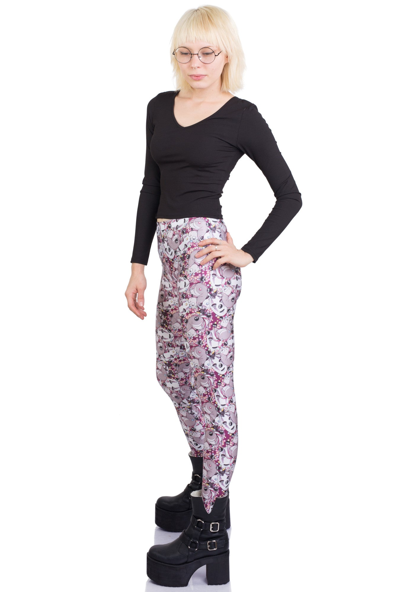 Spirited Away Character Leggings