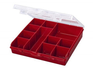 Stack-On 13 Compartment Storage Organizer Box