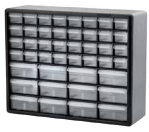 44-Drawer Storage Cabinet