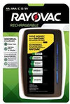 Rayovac Universal Battery Charger